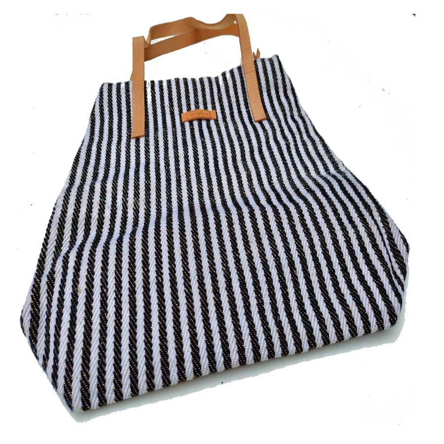 Zebra Cotton Bag